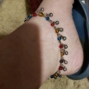 Jewelry - Vintage Ankle Bracelet